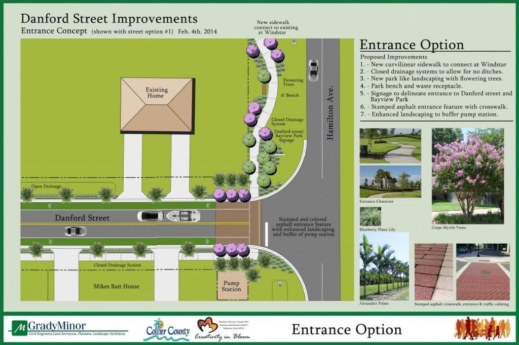 Danford Street Improvements