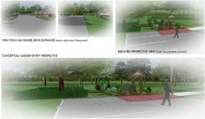 Garden Parking overview