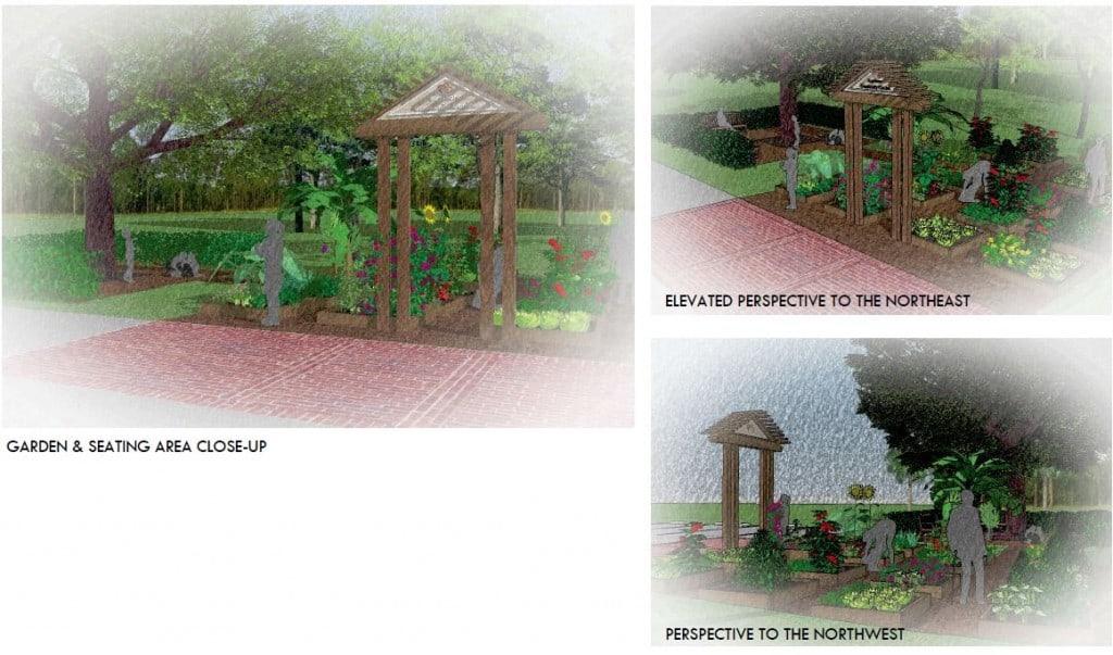 Garden Seating Plan