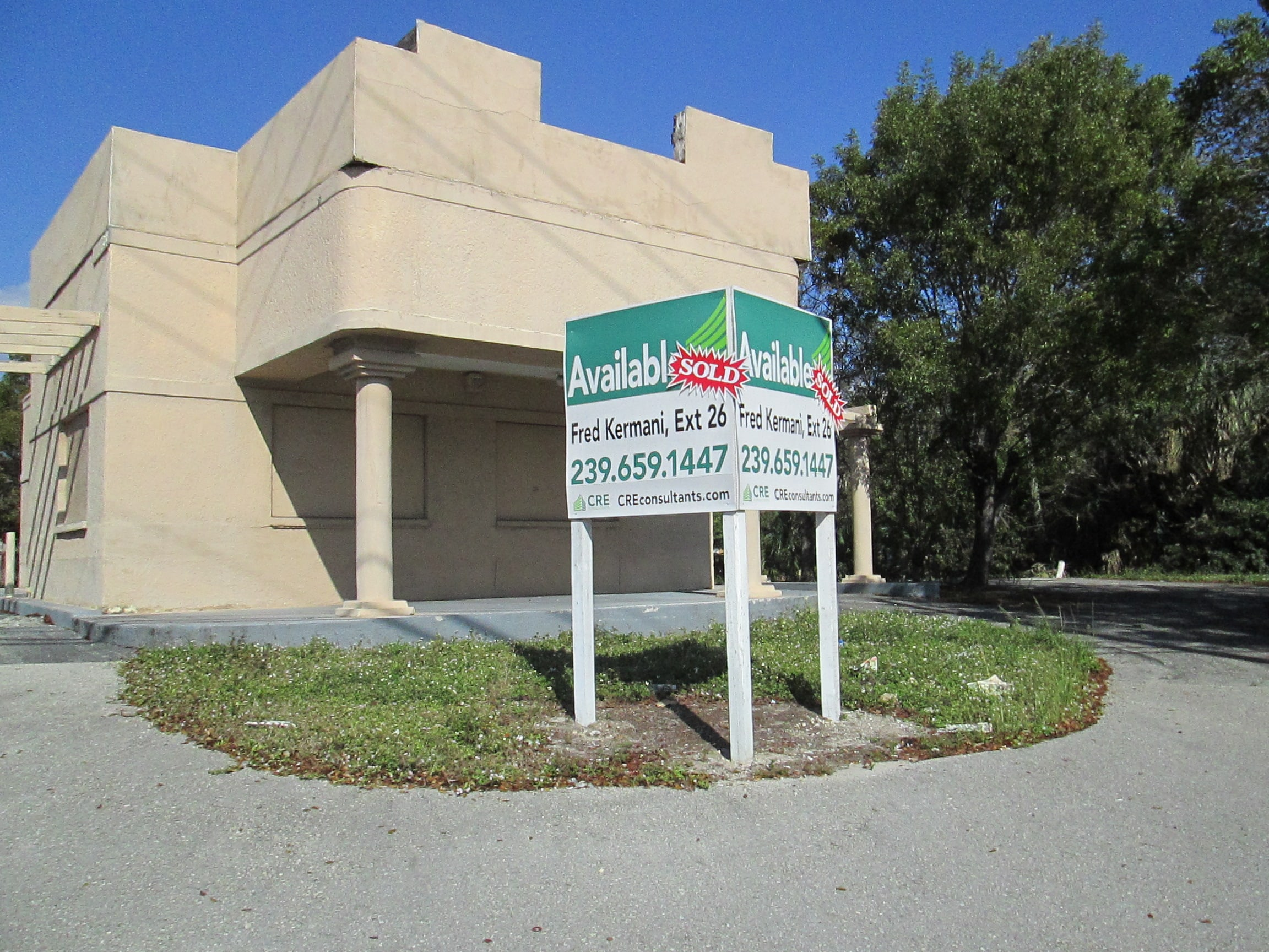 US 41 Sold Building