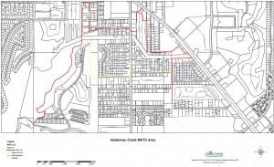 Haldeman-Creek-Map